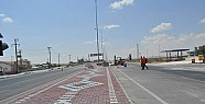 Cihanbeyli'de Refüjler Düzenleniyor