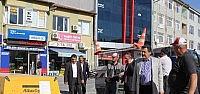 Cihanbeyli'de Sinyalizasyon Çalişmasi