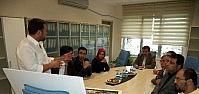 Cihanbeyli'deki Projeler Masaya Yatırıldı