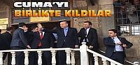 Cumhurbaşkanı Erdoğan ve Davutoğlu Konya'da...