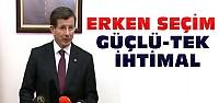 Davutoğlu'ndan CHP Görüşmesi Açıklaması