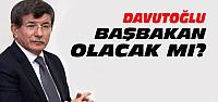 Davutoğlu'ndan Konya'da Başbakanlık Açıklaması