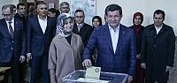 Davutoğlu'nun Sandığında Partilerin Oy Sayısı?
