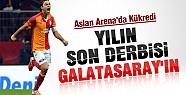 Derbiyi Galatasaray Aldı