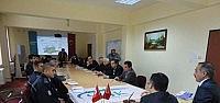 Derebucak'ta SGK Bilgilendirme Toplantısı