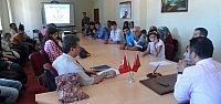 Derebucak'ta TEOG Bilgilendirme Toplantısı