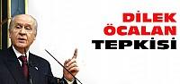 Devlet Bahçeli'den Dilek Öcalan Tepkisi