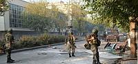 Diyarbakır'da Asker Şehire İndi