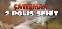 Diyarbakır'da IŞİD Operasyonu:2 Polis Şehit