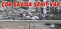 Diyarbakır'da patlama:Çok sayıda şehit ve yaralı