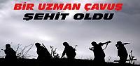 Diyarbakır'da PKK Saldırısı:1 Uzman Çavuş Şehit