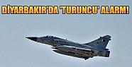 Diyarbakır'da Turuncu Alarm!