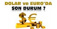 Dolar ve Euroda Son Durum?