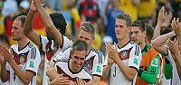 Dünya Kupası Almanya'nın