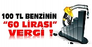 Enerji Bakanı Yıldız: 100 liralık benzinin 60 lirası vergi