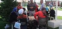 Engelliler Karatay'da Piknikte Biraraya Geldi