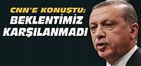 Erdoğan ABD'de CNN'e röportaj verdi