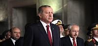 Erdoğan Anıtkabiri Ziyaret Etti