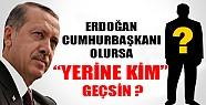 Erdoğan Cumhurbaşkanı Olursa Yerine Kim Geçsin?