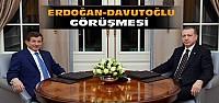 Erdoğan Davutoğlu Görüşmesi...