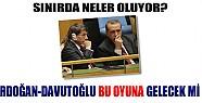 Erdoğan-Davutoğlu Suriye Sınırındaki Bu Oyuna Gelecek mi?
