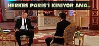 Erdoğan Gündeme İlişkin Soruları Yanıtladı