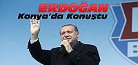 Erdoğan Konya'daki Mitingde Konuştu-VİDEO