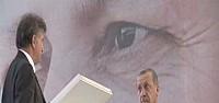 Erdoğan o sunucuya kızdı
