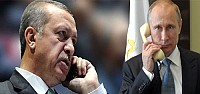 Erdoğan Putin'le görüştü