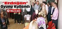 Erdoğan ve Ailesi Oyunu Kullandı-VİDEO