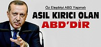 Erdoğan'dan ABD'ye Jet Soykırım Yanıtı