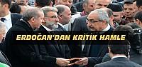 Erdoğan Cuma Namazını Bakan Yıldız'la Kıldı