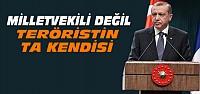 Erdoğan'dan HDP Fezleke Açıklaması