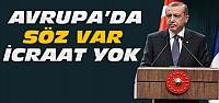 Erdoğan:Dertleri Suriye'yi Ele Geçirmek