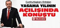 Erdoğan'ın TBMM Açılış Konuşması-VİDEO