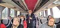 Kültür Gezisi Yolcuları Konya'ya Uğurladı