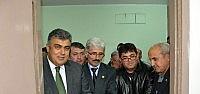 Ereğli'de Muhtarlar İrtibat Bürosu...