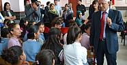 Ereğli'de Öğrencilere Meslek Tanıtımı Yapıldı