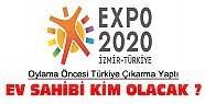 EXPO 2020 İçin Türkiye Çıkarma Yaptı