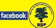 Facebook'tan BDP'ye Bir Sansür Daha