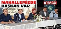 Fatma Toru Meramlıların Sorunlarını Dinliyor-VİDEO