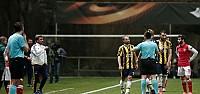 Fenerbahçe UEFA'ya veda etti