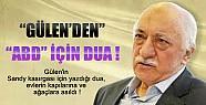 Fethullah Gülen'den ABD'ye Dua