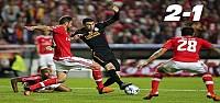Galatasaray Benfica Maç Sonucu
