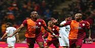 Galatasaraydan gol şov