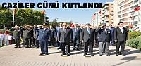 Gaziler Günü Konya'da Kutlandı