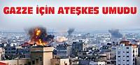 Gazze İçin Türkiye-Katar-ABD Devrede