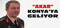 Genel Kurmay Başkanı Konya'ya Geliyor