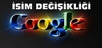 Google İsmini Değiştirdi