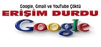 Google neden çöktü ?
